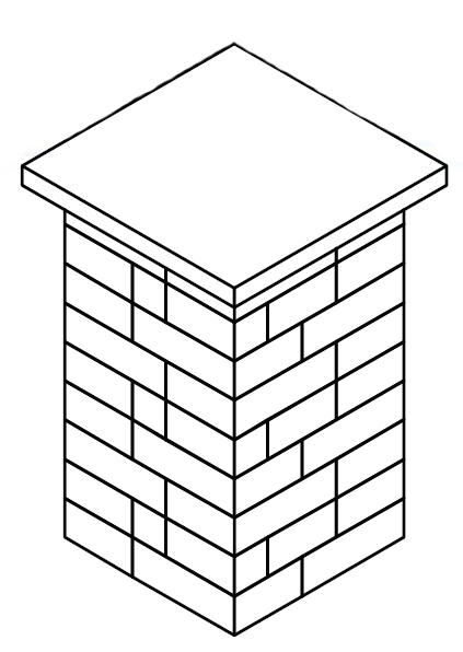 20″ Pillar Kit