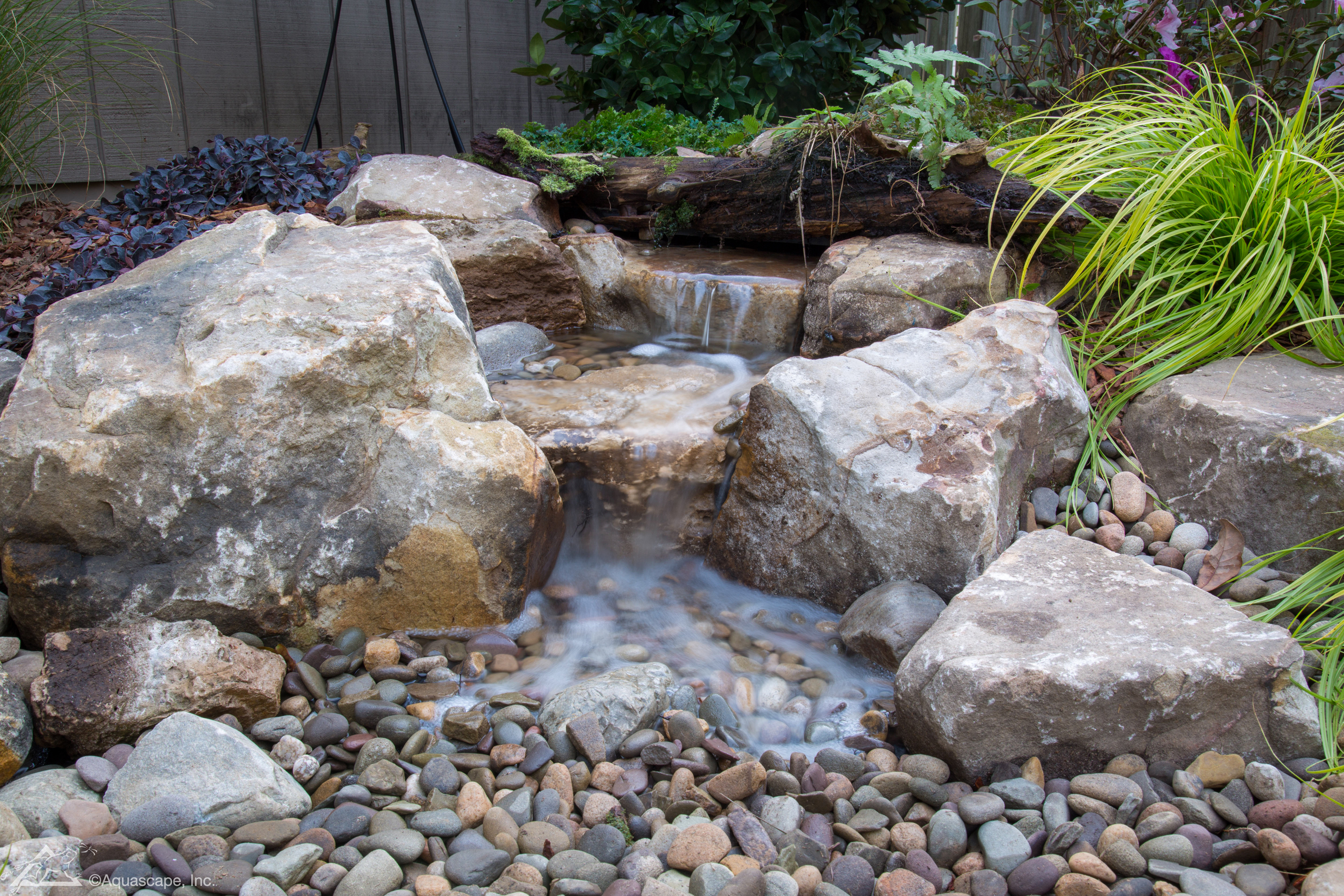 aquascape water features area landscape supply
